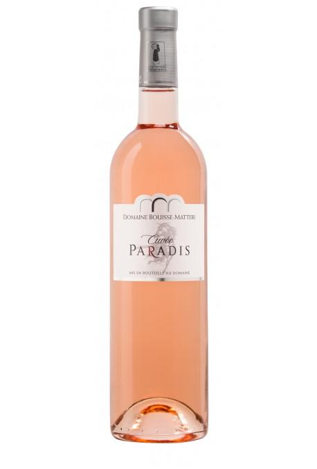 Cuvée du Paradis rosé